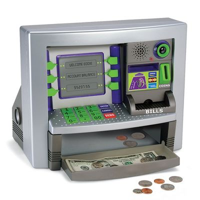childrens atm machine